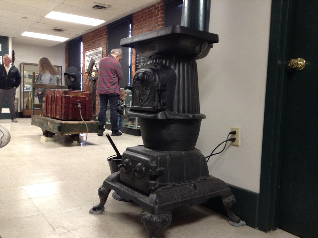 A Hundred Year Old Stove by ThePlainsman