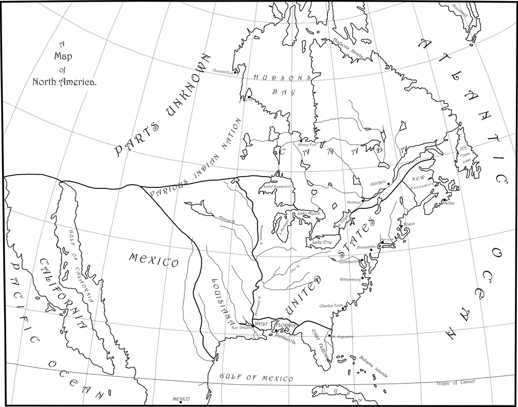 North America 1803 by ThePlainsman