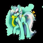 Lyra Sketch