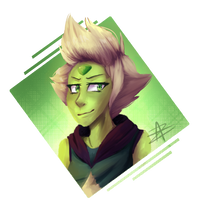 Peridot by Myralilth