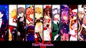 Fate/Phantasm - All Stars Cast
