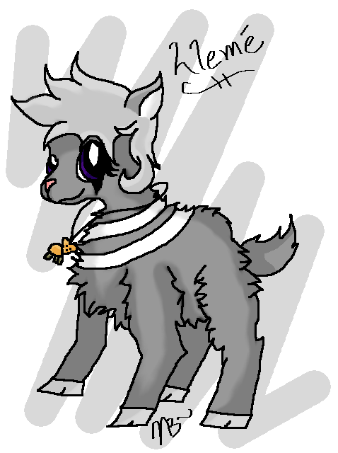 MASCOT - Lleme (Read Description) by Random--Llamas