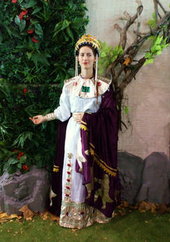 Empress Theodora of the Eastern Roman Empire