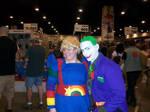 Rainbow x Joker?