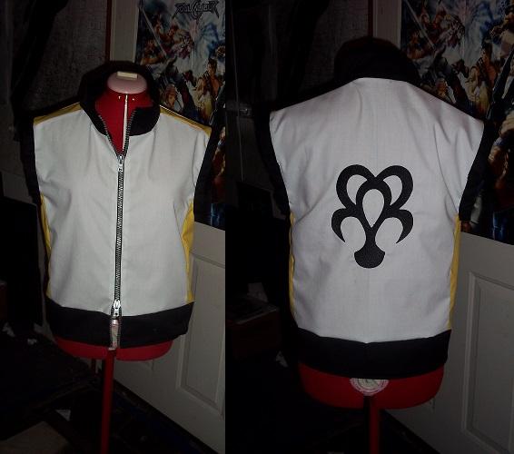 Riku - Kingdom Hearts by Lady-Tigress