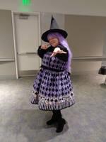 Princess Fluffybutt - Witch edition by Lady-Tigress
