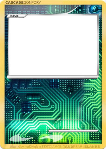 Cyber blank?