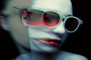Neon Red 02 by mOnstadReamer