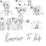 Remember To Help.