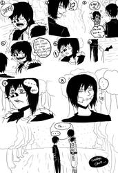 Jeff The Killer and Laughing Jack-Comic 15 by MikaelBratLoni