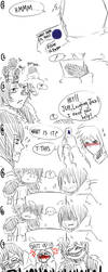 Jeff The Killer and Laughing Jack-Comic 19 by MikaelBratLoni