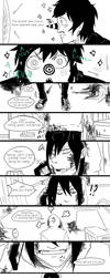 Jeff The Killer and Laughing Jack-Comic 20 by MikaelBratLoni