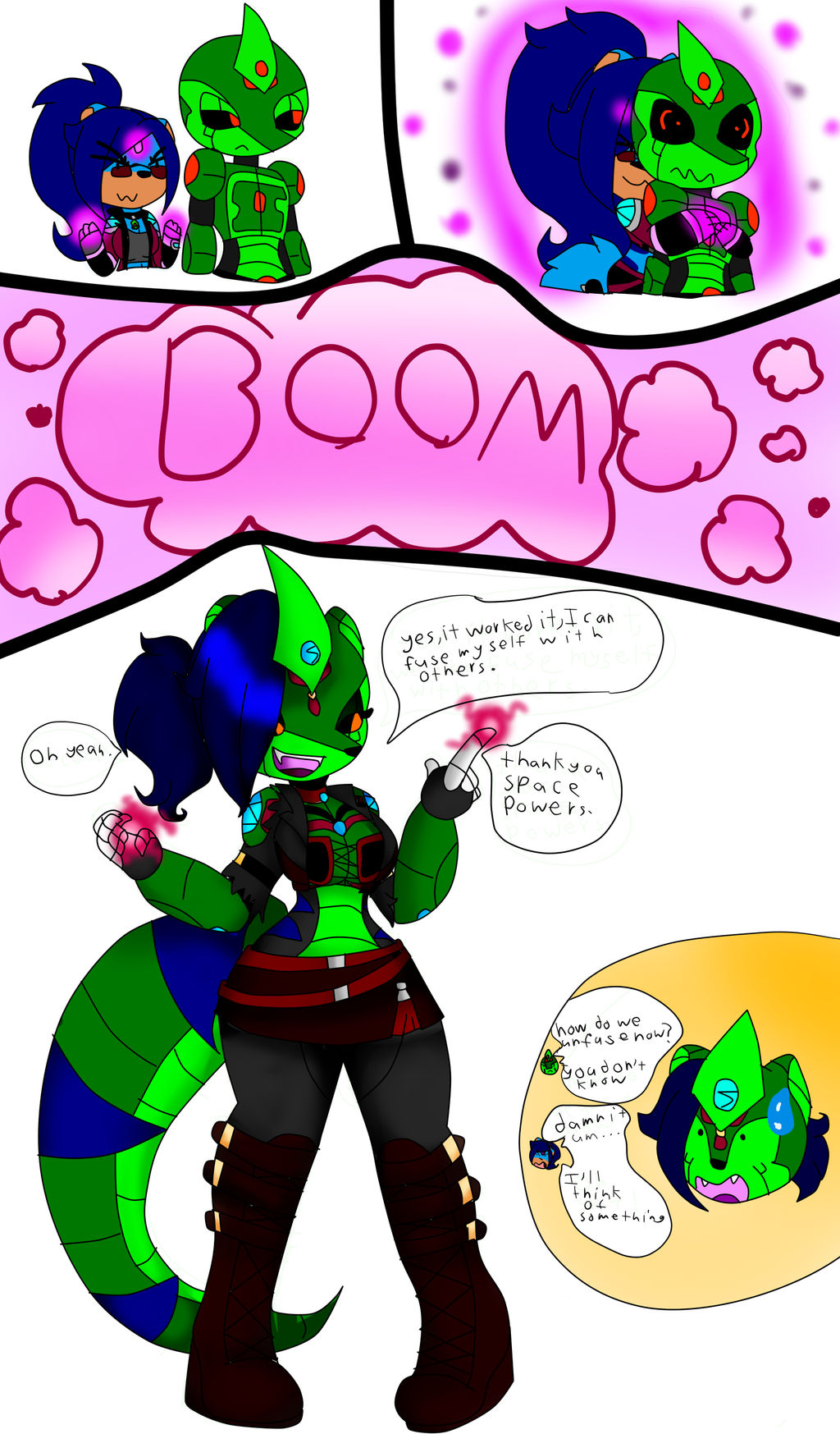 Lol Fusion For The First Time by Mongoosegoddess on DeviantArt