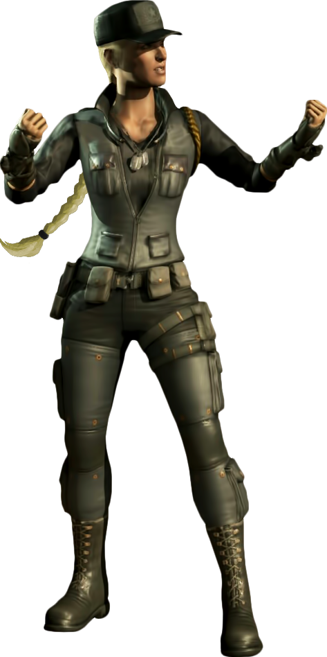 SONYA BLADE fans, arise! - Page - 314.1KB
