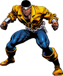 Power Man (Luke Cage) Render by xXKyraRosalesXx