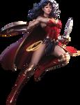 Wonder Woman Rebirth Render