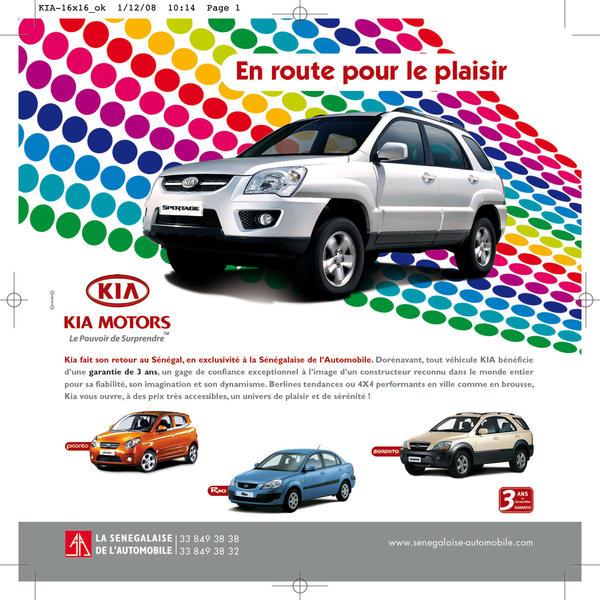 Kia Car Advertising By Moovindak On DeviantArt