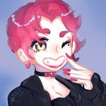 Soft Icon commission for Cake