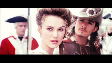 140726:Pirates of the Caribbean-Elizabeth Swann by RachelLAU