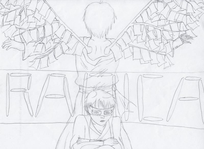Radical Illustration by tatterdema1ion