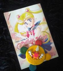 Sailor Moon Brooch-2