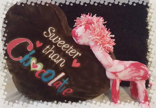 Sock Stuffed animal- Giraffe 1