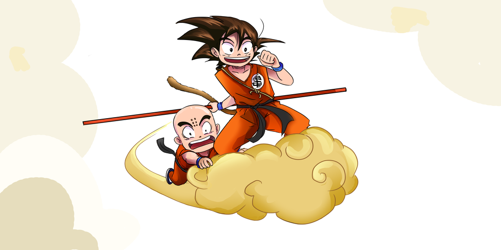 DragonBall quick drawing by GregBubbles