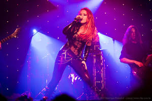Alissa White - The Agonist by zap-br