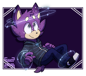 Space Head by Isaacs-Collar