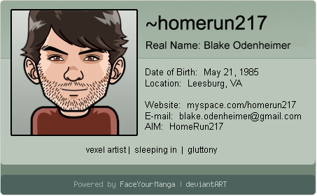 homerun217 by HomeRun217