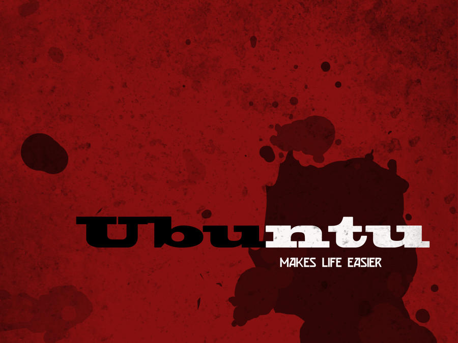 Ubuntu - Makes Life Easier by Glenn1794