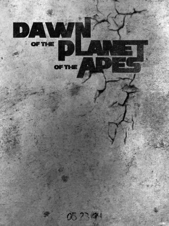 Dawn of the planet of the apes art book