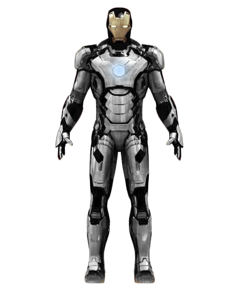 Iron Man Armour DEEP SPACE 352679016 on robots fighting vehicle