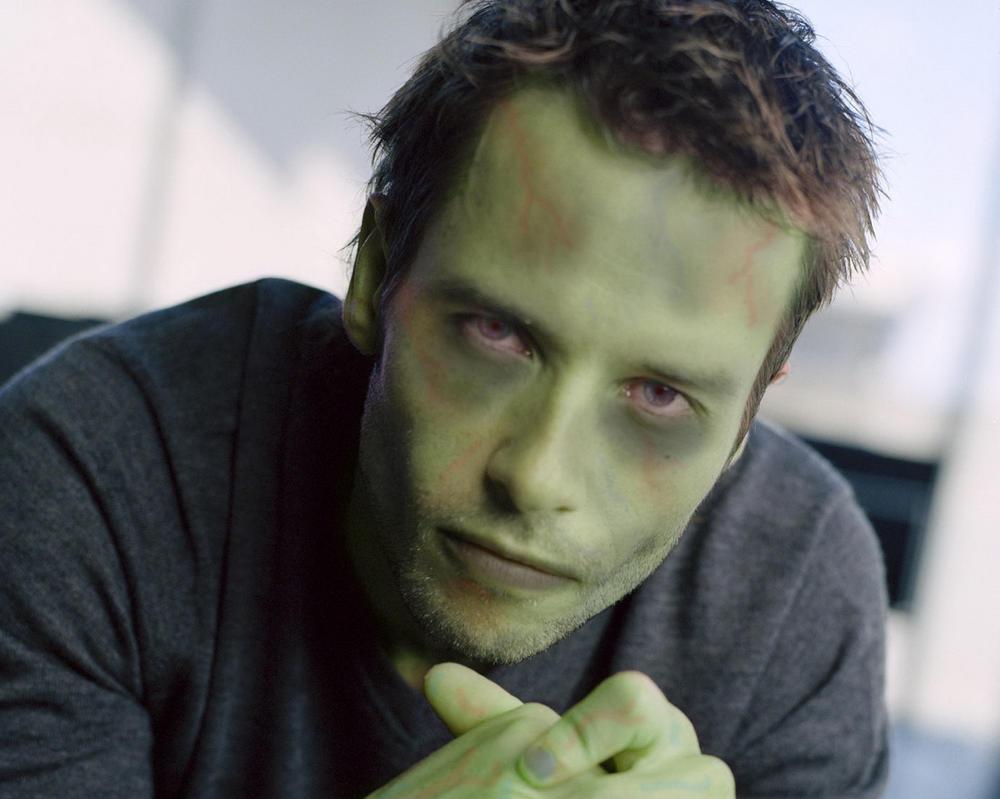 Aldrich Killian (Extremis Virus) - Iron Man 3 by ...