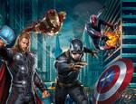 Marvel's THE AVENGERS 2 - Poster