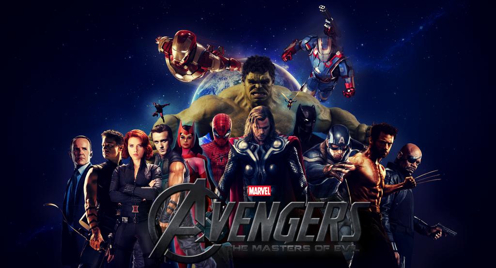 marvel the avengers 2
