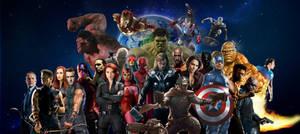 MARVEL HEROES (Cinematic)