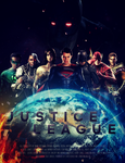 JUSTICE LEAGUE - Poster II