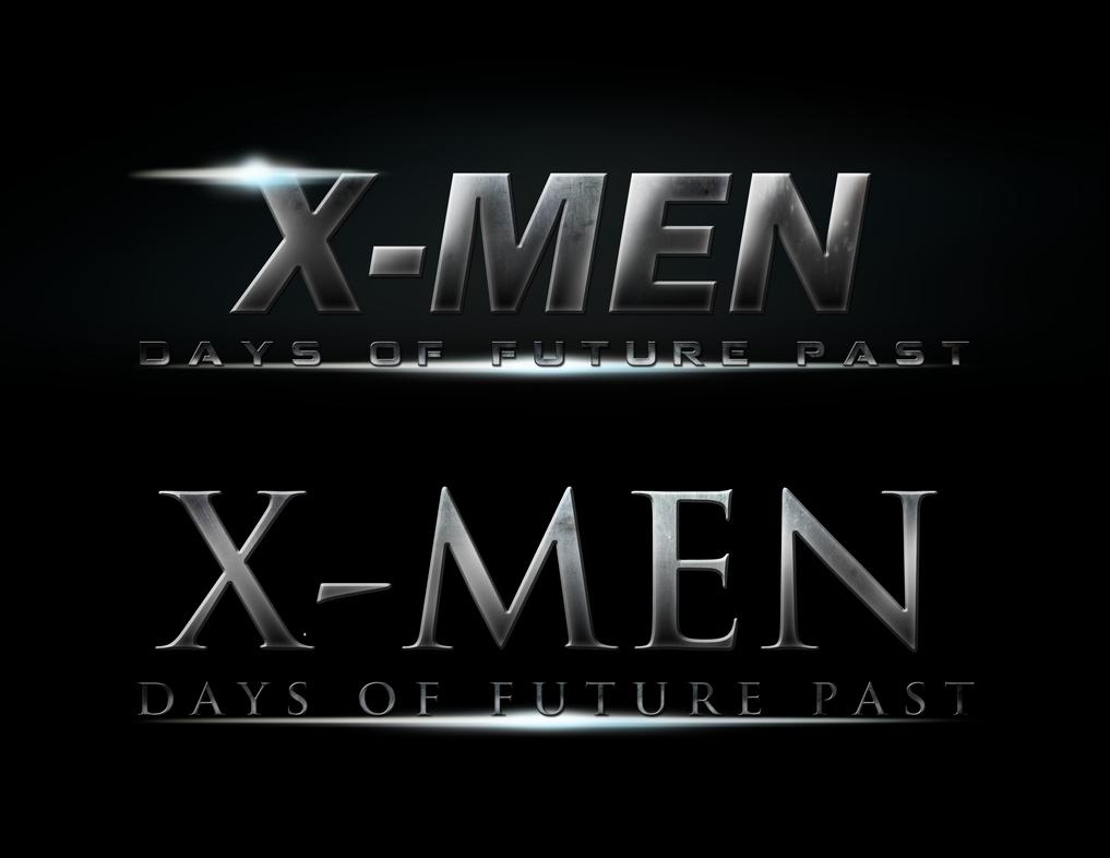 X Men Days Of Future Past Wallpaper: LOGO By MrSteiners On DeviantArt
