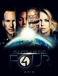 FANTASTIC FOUR - Teaser Poster