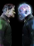 Electro/Green Goblin