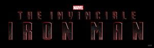 THE INVINCIBLE IRON MAN - Iron Man 4 LOGO