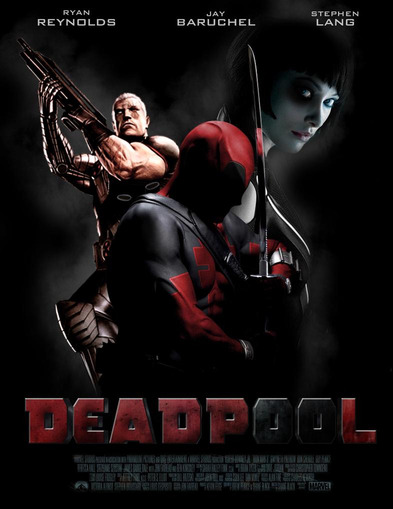 DEADPOOL - POSTER II by MrSteiners on DeviantArt