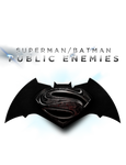SUPERMAN/BATMAN: PUBLIC ENEMIES (2015) - LOGO PNG