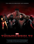 Marvel's THE THUNDERBOLTS - POSTER I
