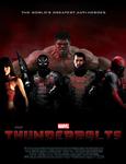 Marvel's THE THUNDERBOLTS - POSTER I