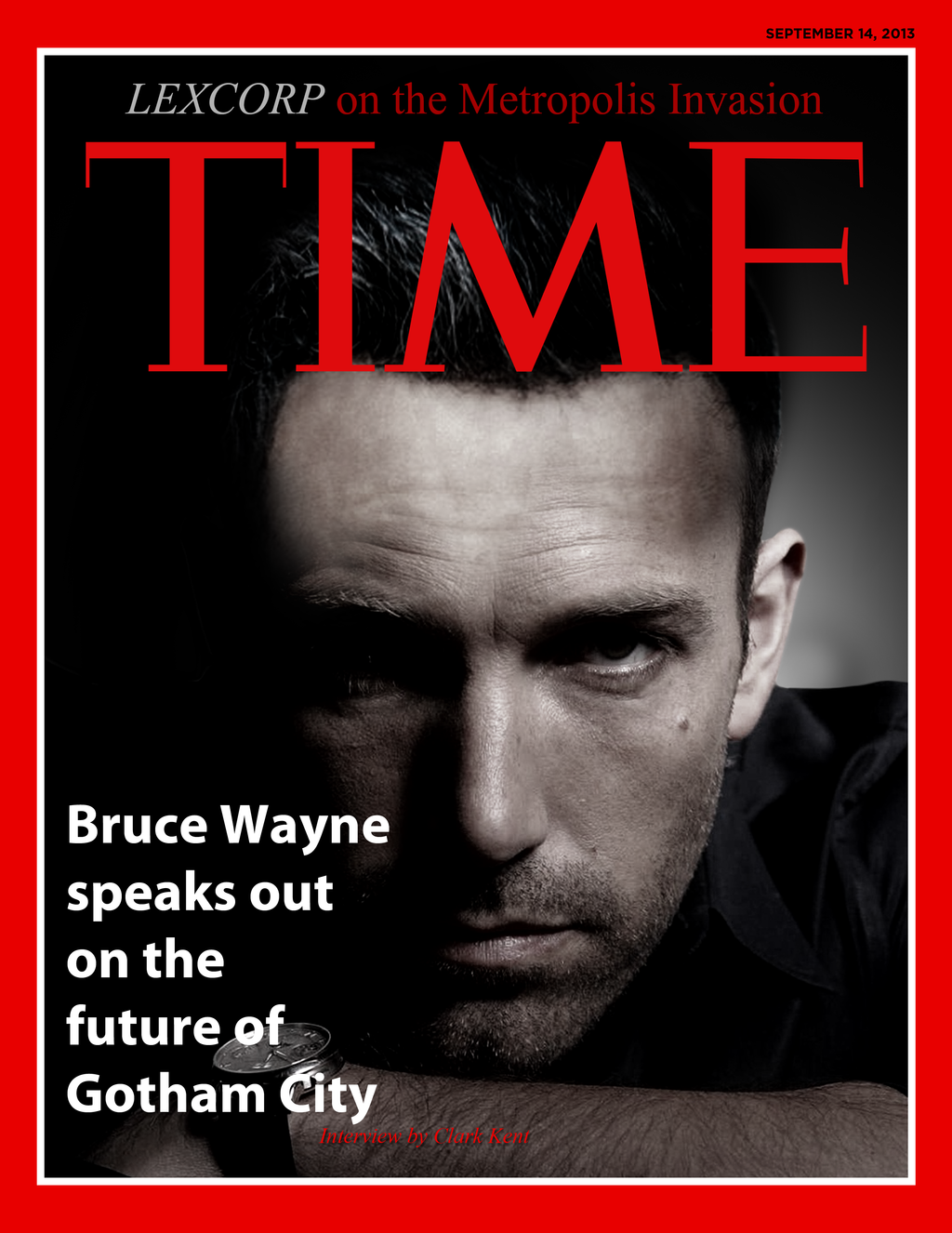 TIME MAGAZINE - 09/14/13 by MrSteiners on DeviantArt