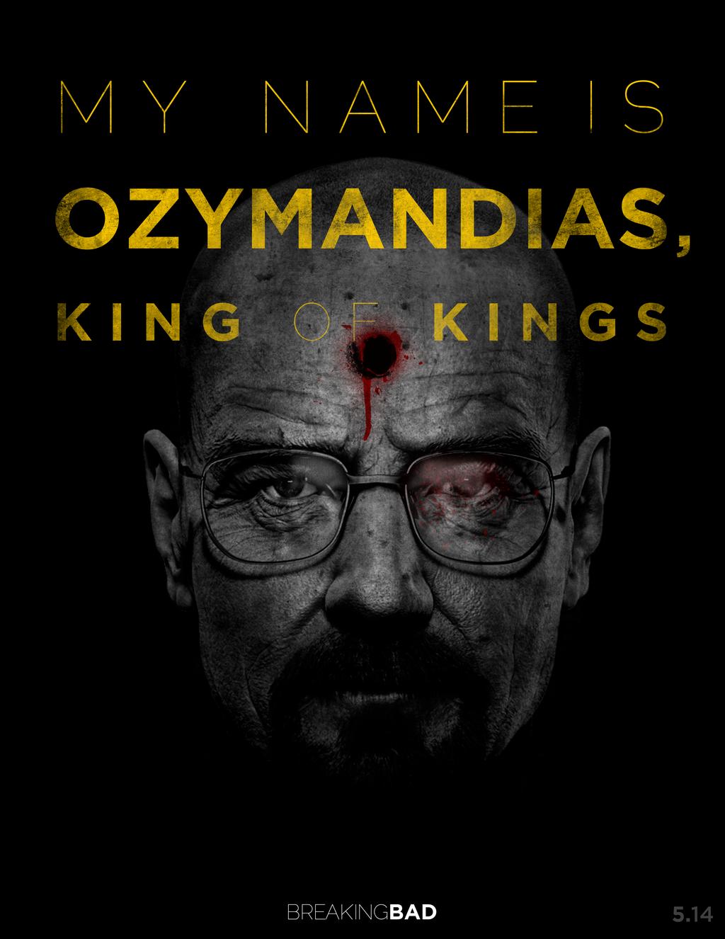 OZYMANDIAS - #BrBa by MrSteiners