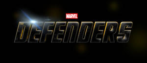 Marvel's THE DEFENDERS - LOGO