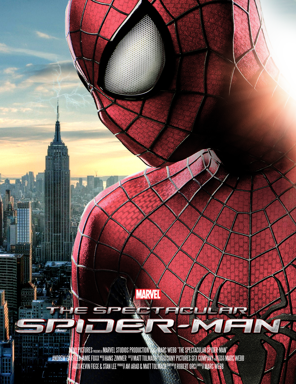 THE SPECTACULAR SPIDER-MAN - POSTER I: SPIDER-MAN by ...